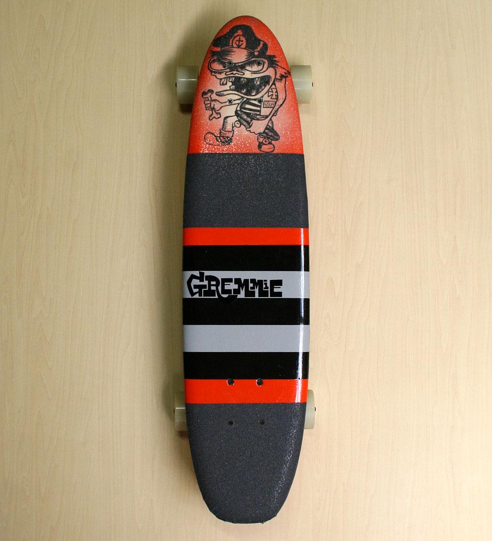 画像1: ◆GREMMIE CUSTOM Skateboards