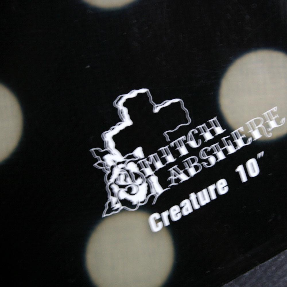 "画像2: ◆MITCH ABSHERE FIN 10"" Creature"