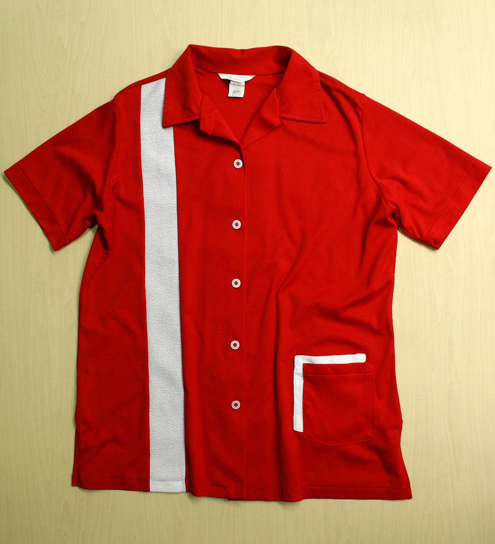 画像1: ◆NatNast レアデザイン シャツ【made in USA】 MLサイズ
