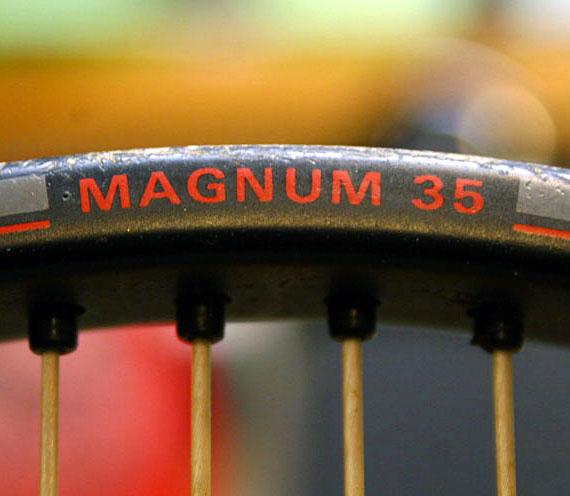 画像5: ◆70sヴィンテージadidasテニスラケットMUGNUM35