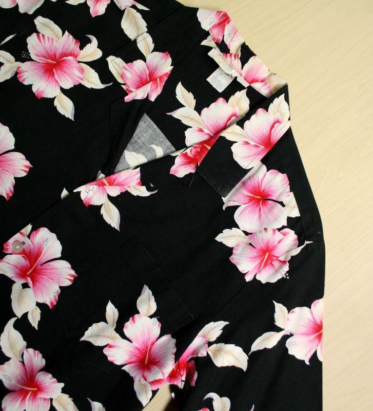 画像2: ◆Vintage アロハシャツ【made in HAWAII】 MLサイズ