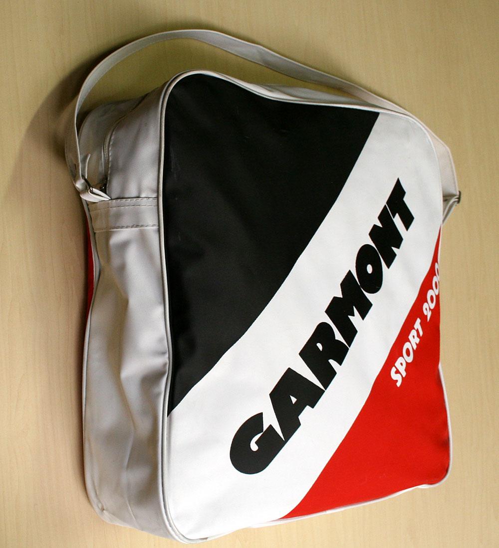 画像2: ◆ヴィンテージGARMONT【美品】TAIWAN製ショルダー バッグ