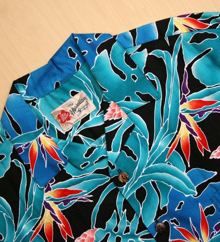 画像4: ◆Vintage アロハシャツ【made in HAWAII】 Lサイズ
