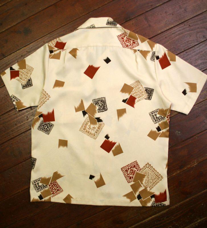 画像4: ◆Vintage アロハシャツ【made in USA】 Mサイズ