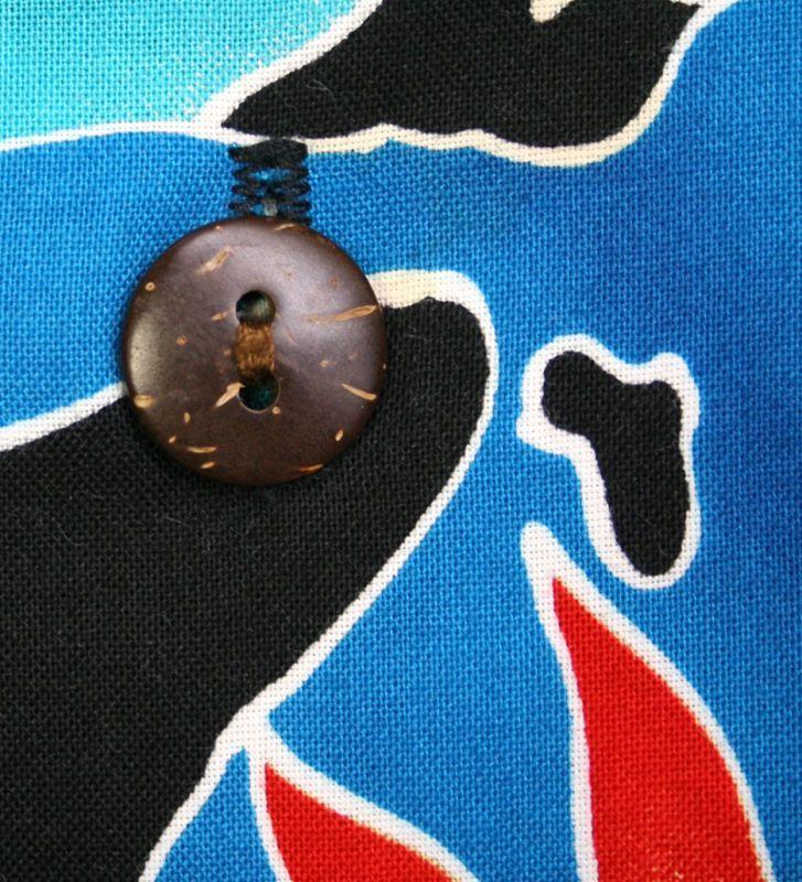 画像2: ◆Vintage アロハシャツ【made in HAWAII】 Lサイズ