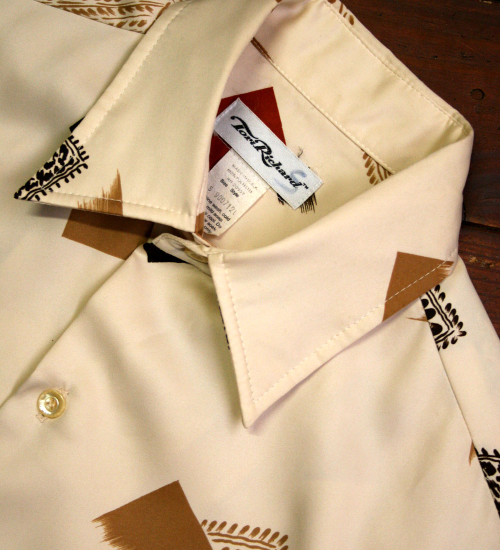 画像5: ◆Vintage アロハシャツ【made in USA】 Mサイズ