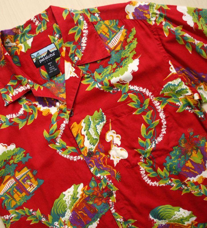 画像5: ◆Vintage アロハシャツ【Pataloha】 Mサイズ