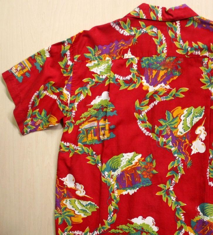 画像4: ◆Vintage アロハシャツ【Pataloha】 Mサイズ