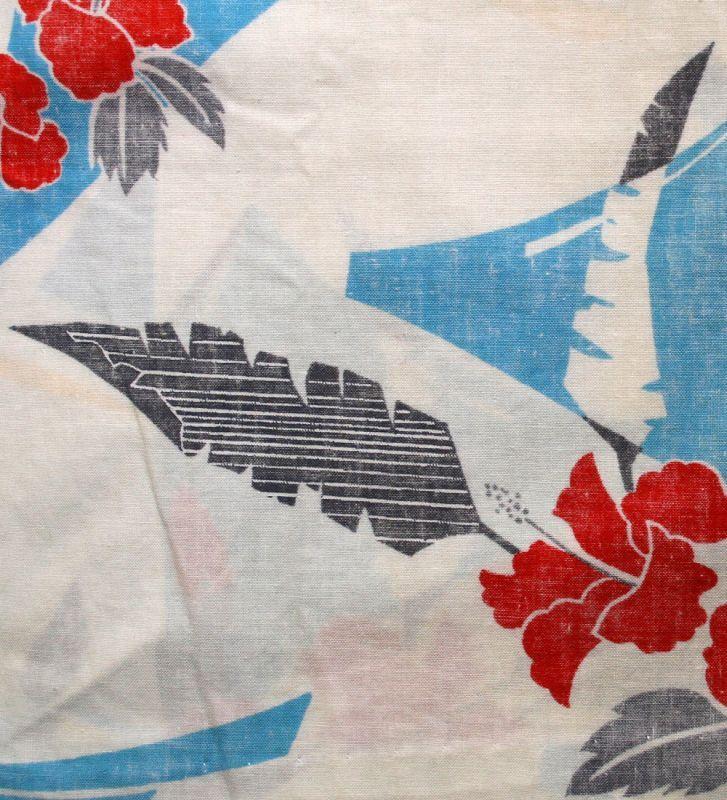 画像2: ◆Vintage アロハシャツ【made in HAWAII】 Mサイズ