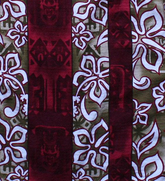 画像3: ◆Vintage アロハシャツ【made in HAWAII】 Sサイズ