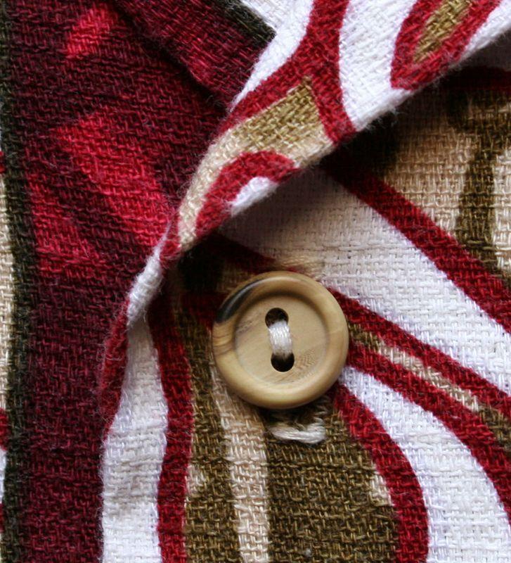画像2: ◆Vintage アロハシャツ【made in HAWAII】 Sサイズ