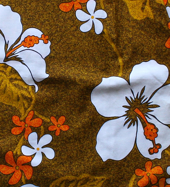 画像3: ◆Vintage アロハシャツ【made in HAWAII】 Mサイズ