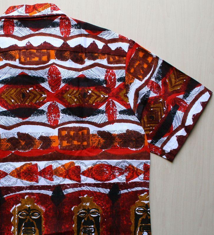 画像4: ◆Vintage アロハシャツ【デッドストック】 Lサイズ