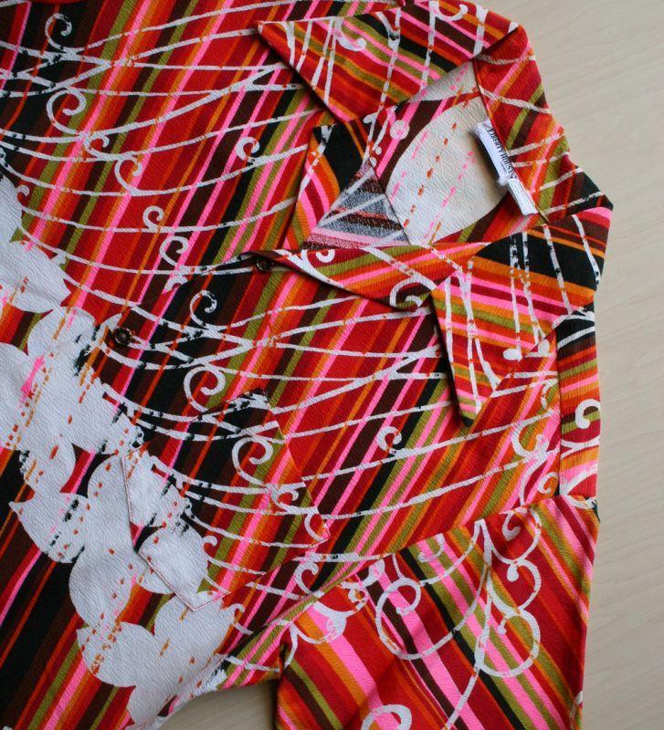 画像4: ◆Vintage アロハシャツ【made in HAWAII】 MLサイズ