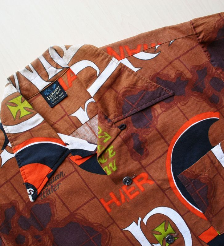 画像5: ◆Vintage アロハシャツ【PRIMO】 MLサイズ
