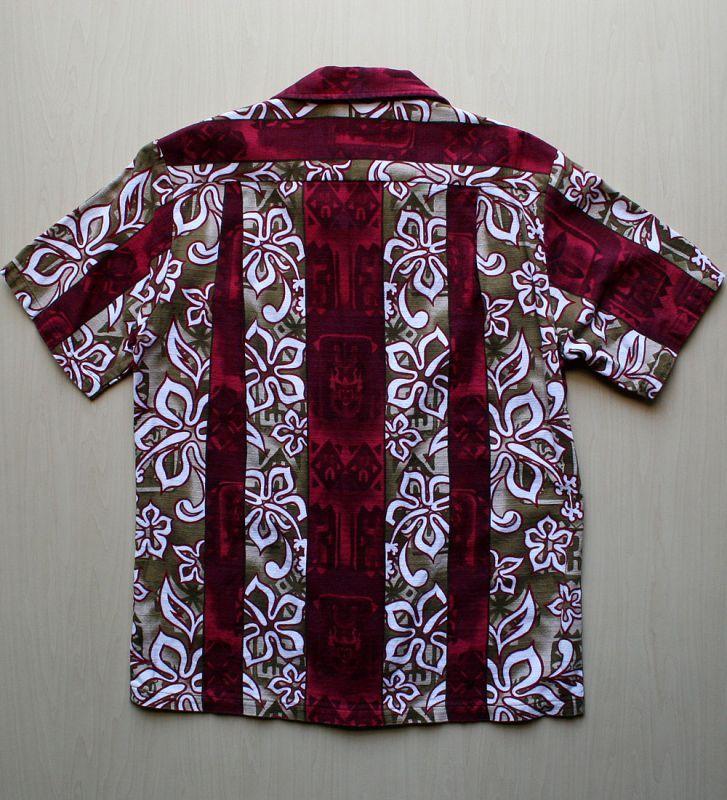 画像5: ◆Vintage アロハシャツ【made in HAWAII】 Sサイズ