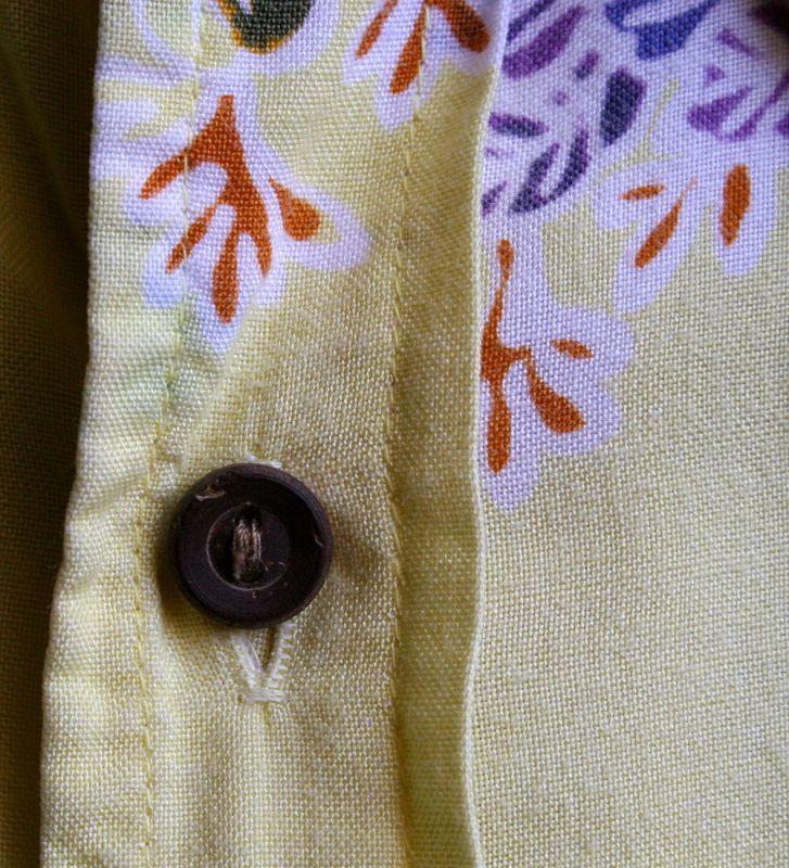 画像2: ◆Vintage Bali Shirts【made in JAPAN】 MLサイズ