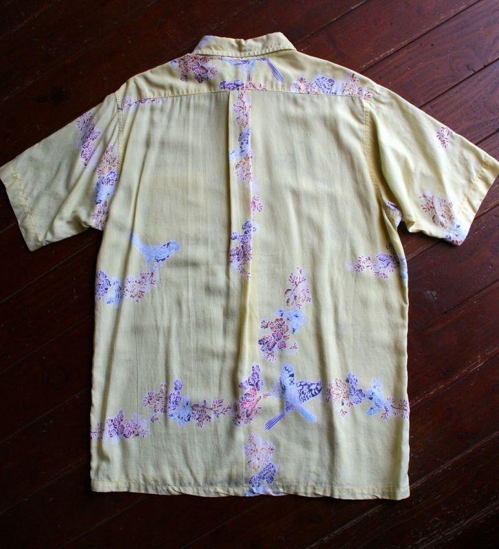 画像4: ◆Vintage Bali Shirts【made in JAPAN】 MLサイズ