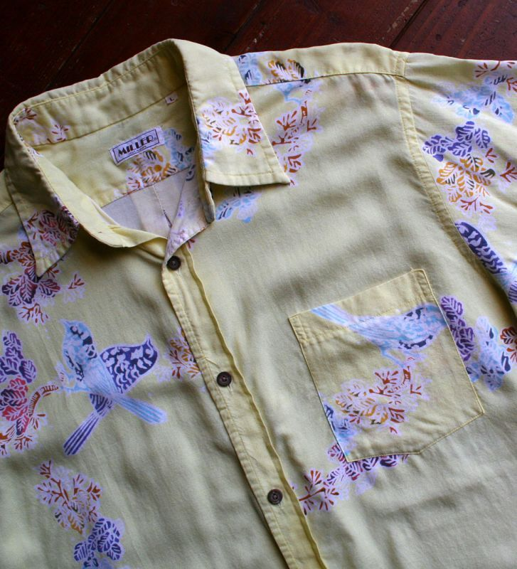 画像3: ◆Vintage Bali Shirts【made in JAPAN】 MLサイズ