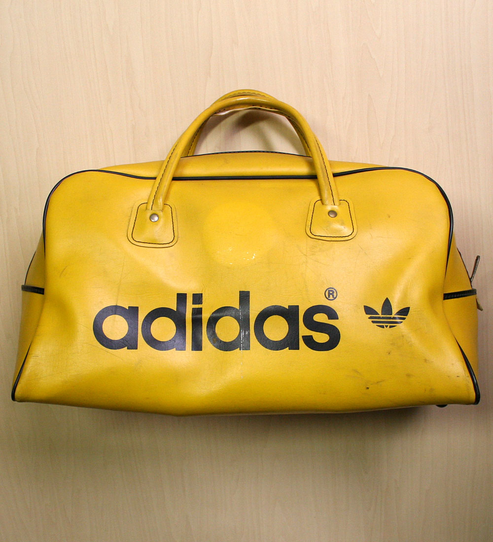 画像5: ◆70sヴィンテージadidas 【Tiger Color】Gym Bag