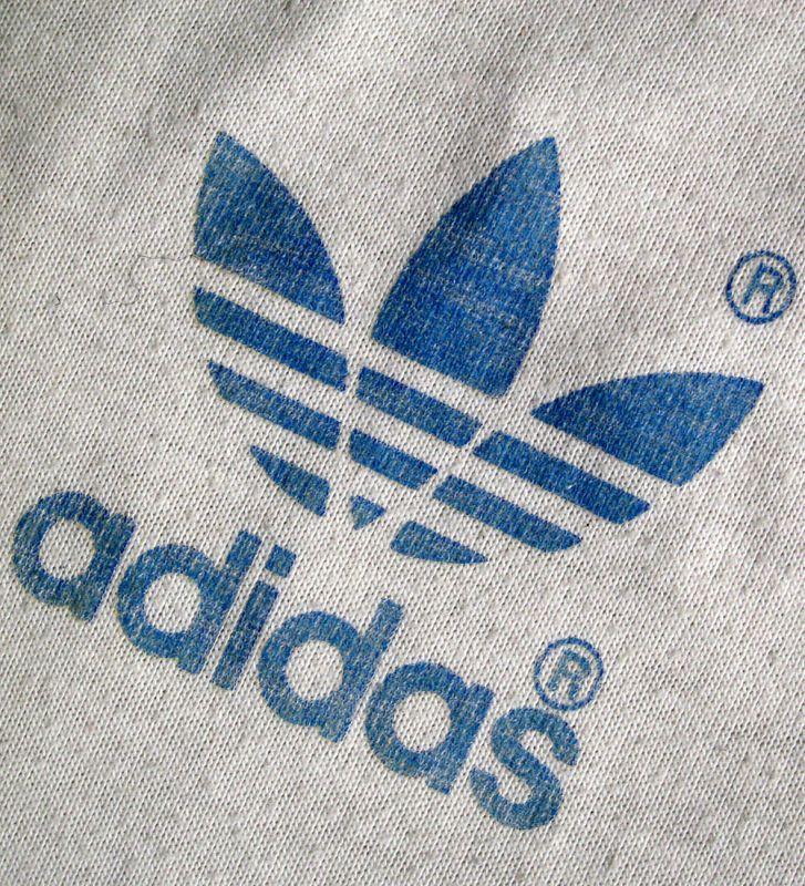 画像2: ◆70s adidas【アメリカ製】VネックTee Mサイズ