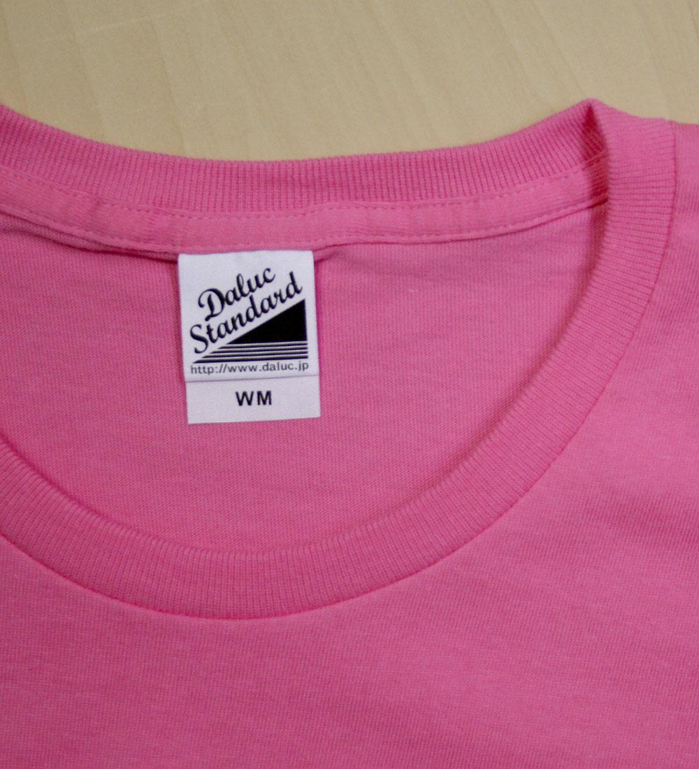 画像4: ◆NO iDEA Tシャツ【ピンク】全国送料無料WM・S・Mサイズ