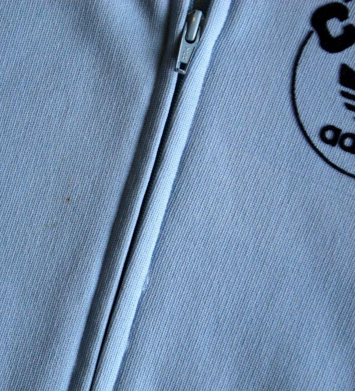 画像3: ◆70sヴィンテージCLUBadidas【チュニジア製】フルジップパーカー