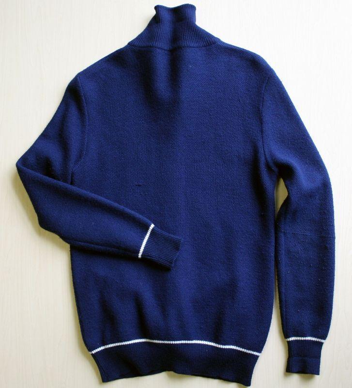 画像5:  ◆70sヴィンテージadidas【オーストリア製】ニットジャケット