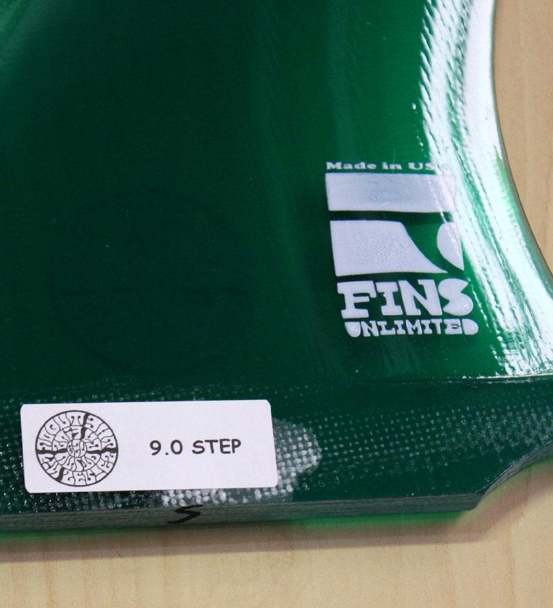 """画像4: ◆Fins Unlimited Joel Tudor Step Fin 9.0"""""""