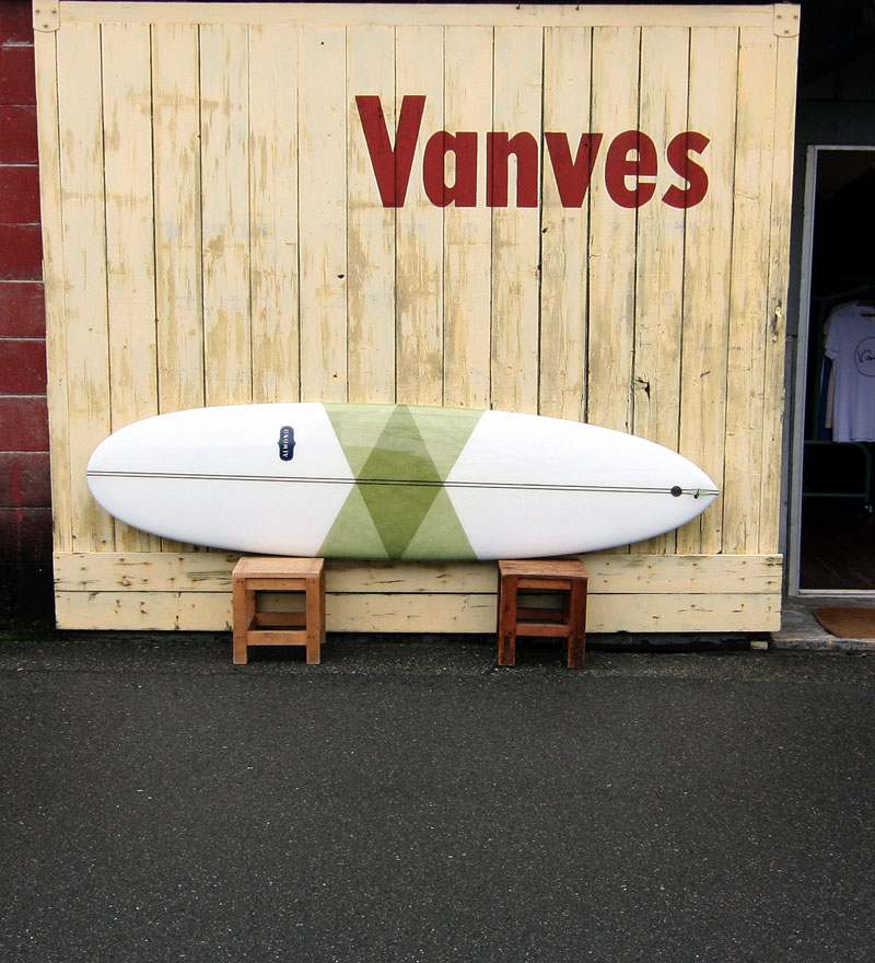 画像1: ◆ALMOND Surfboards & Designs【PRICE DOWN!】joy 7'2""