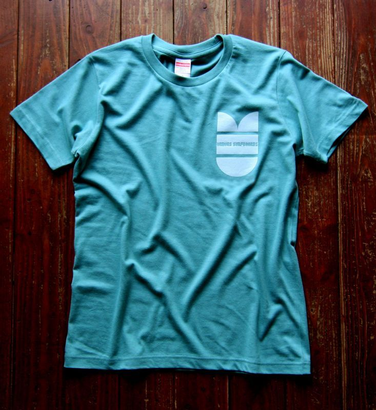 """画像1: ◆Simple is Best """"Turquoise""""Tシャツ【全国送料無料】160・S・M・L・XLサイズ"""