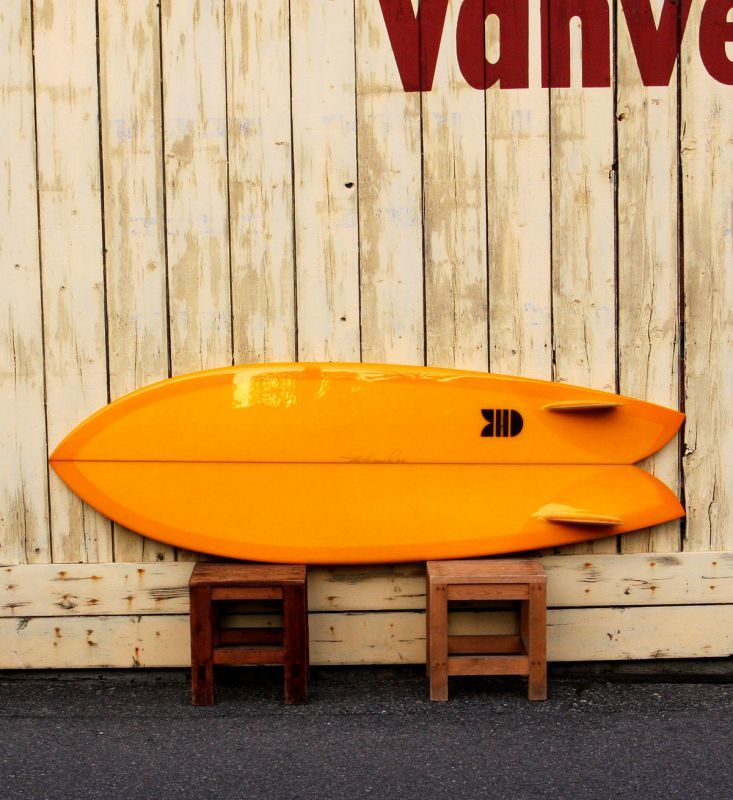 "画像1: ◆Takashi Tsukurimichi shape Veronica 5'6""【PRICE DOWN!】"