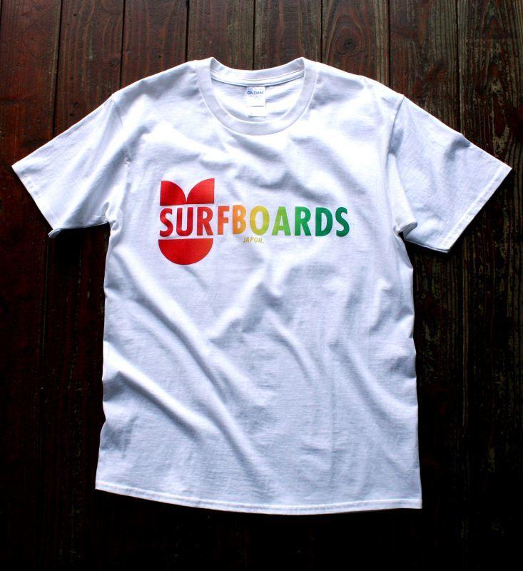 """画像1: ◆VANVES SURFBOARDS """"Rainbow"""" Tシャツ【全国送料無料】"""