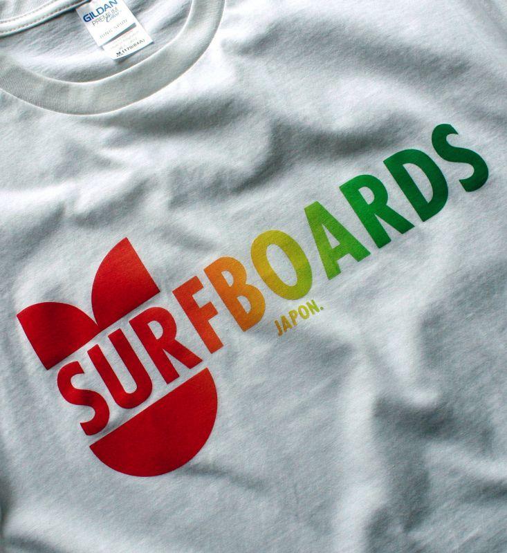 """画像2: ◆VANVES SURFBOARDS """"Rainbow"""" Tシャツ【全国送料無料】"""