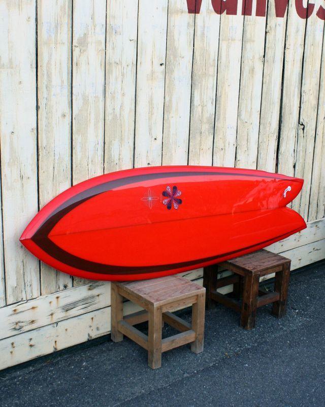 """画像1: ◆Chris Christenson QUAD FISH 5'7""""【USED】店頭お引き渡し限定!"""