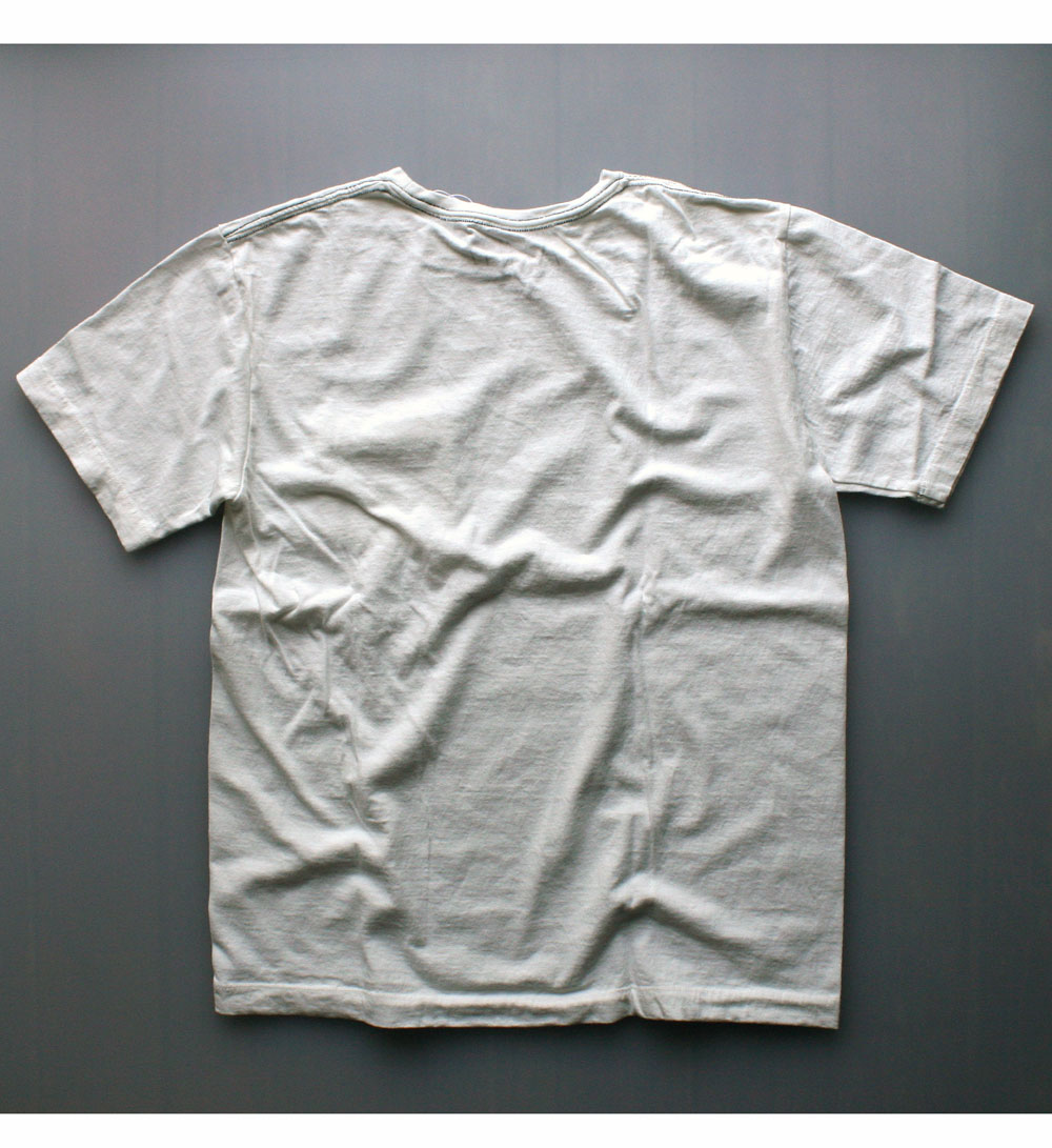 画像5:  ◆ALMOND pocket Tee 白