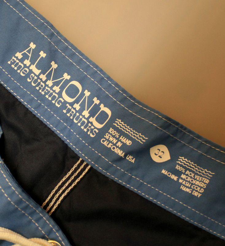 画像3:  ◆ALMOND surf trunks ネイビー
