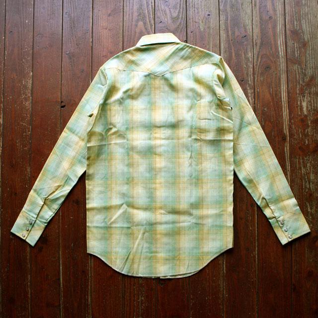 画像3: ◆WACO KID デッドストック【日本製】ウエスタンシャツ