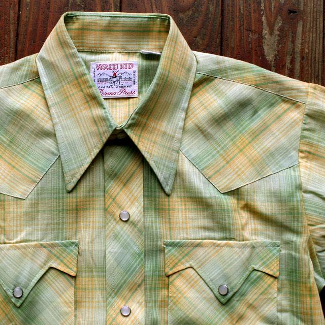 画像4: ◆WACO KID デッドストック【日本製】ウエスタンシャツ