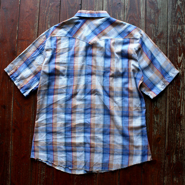 画像2: ◆Wrangler【アメリカ製】チェックシャツ