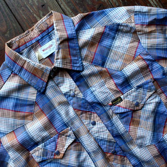画像5: ◆Wrangler【アメリカ製】チェックシャツ