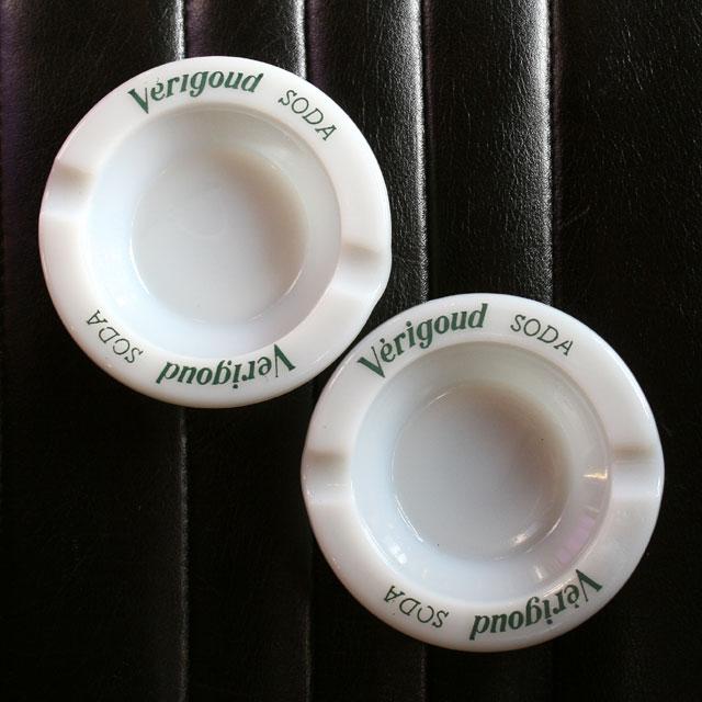 画像2: ◆アンティーク Verigoud 灰皿2個セット【フランス製】美品