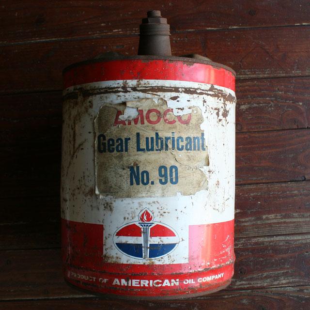 画像1: ◆アンティークAMERICAN OIL COMPANY オイル缶【アメリカ製】