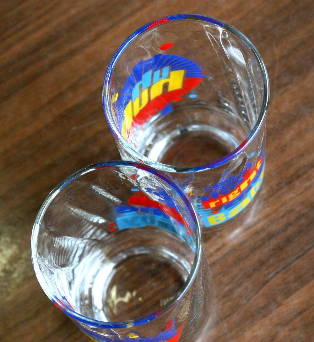 画像4: ◆Diet Pepsi【Deadstock】グラス2点セット