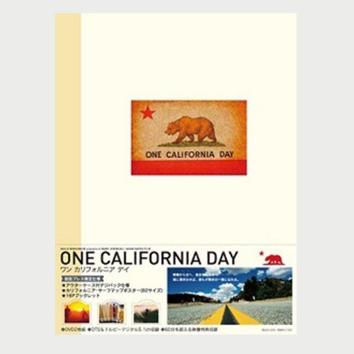 画像1: ◆ONE CALIFORNIA DAY DVD全国送料無料