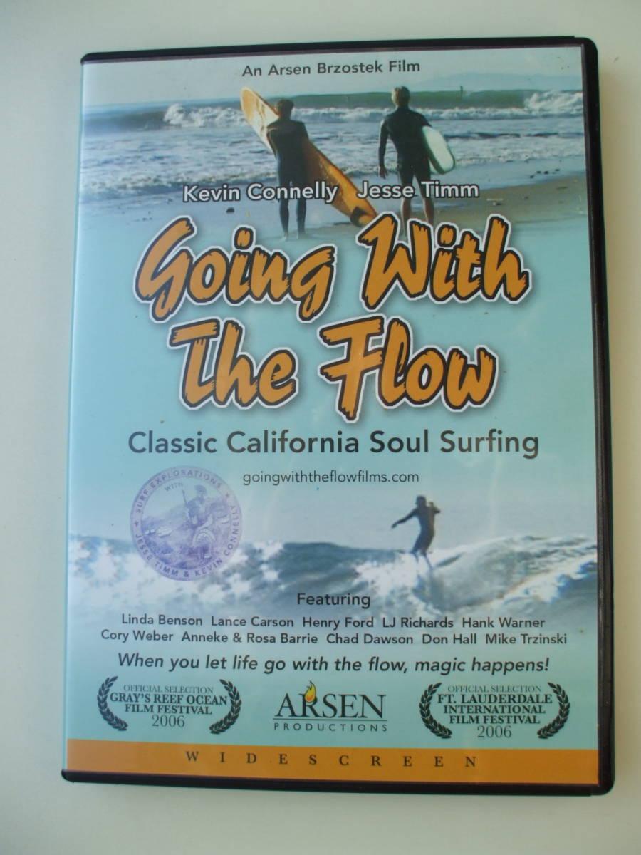 画像1: ◆GOING WITH THE FLOW DVD 全国送料無料