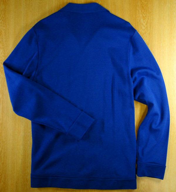 画像4:  ◆70sヴィンテージadidasニットジャケット【金ロゴ】