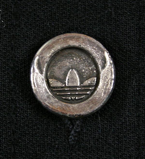 画像5:  ◆70sヴィンテージadidasメタルボタン【西ドイツ製】JKT