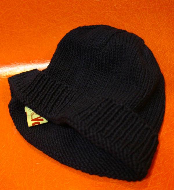 画像2: ◆インディゴニット帽2nd(セカンド)【50着限定】