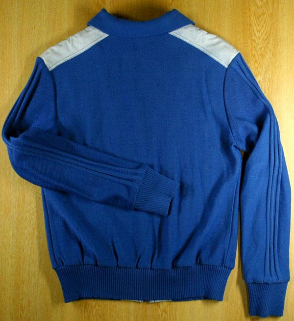 画像4:  ◆70sヴィンテージadidasニットジャケット【西ドイツ製】